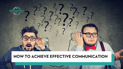 How to achieve effective communication in a remote working environment?