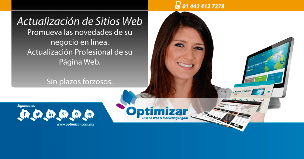 Optimización de Sitios Web