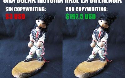 ¿Qué es copywriting y cómo me puede ayudar a vender online?