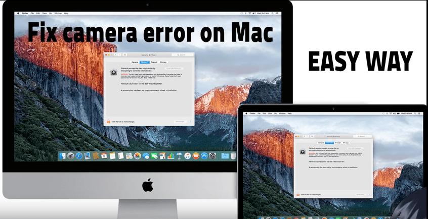 Excelente forma de reparar la cámara de tu Mac