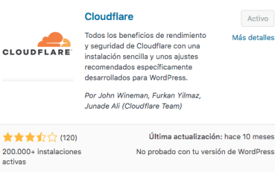 Configurar CDN y SSL para WordPress con Cloudflare