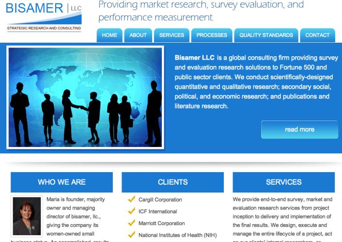 Bisamer Research Firm