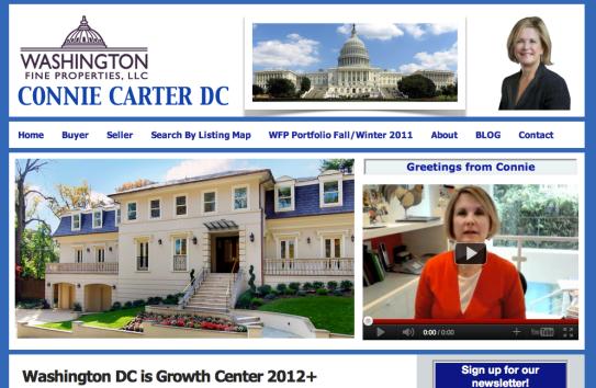 Connie Carter DC Realtor
