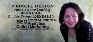 Website design strategist - Jocelyn Wing