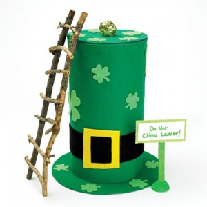branded materials to catch a leprechaun