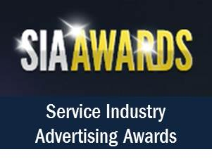 Award winning creative work–ad, website, publication and campaign