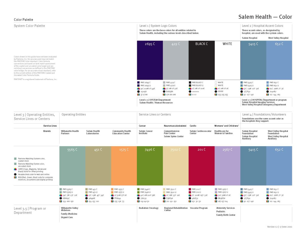 Brand templates for staff in Microsoft Office