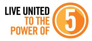 United Way Power of 5