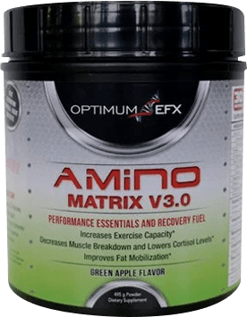 AMINO MATRIX V3.0  Green Apple