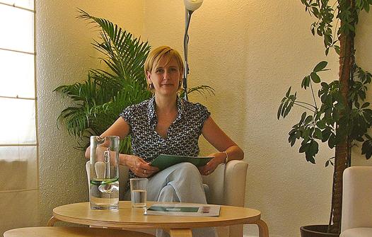 Yvonne Bishop-Weston London Nutritionist
