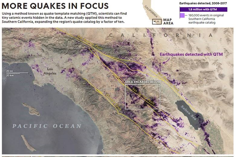 Image Result For Every Three Minutes An Earthquake Strikes In Californiasharefacebook