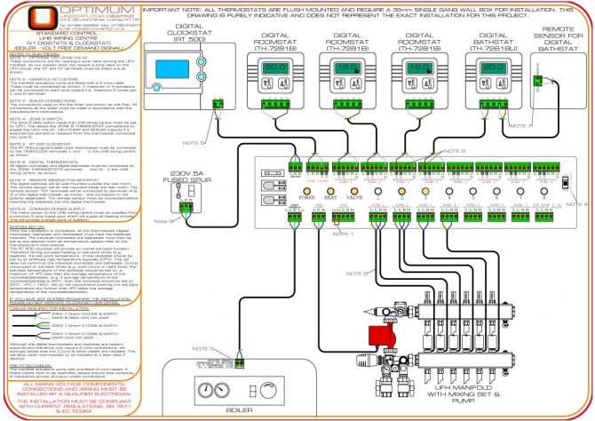 diagram central heating controls wiring diagrams full