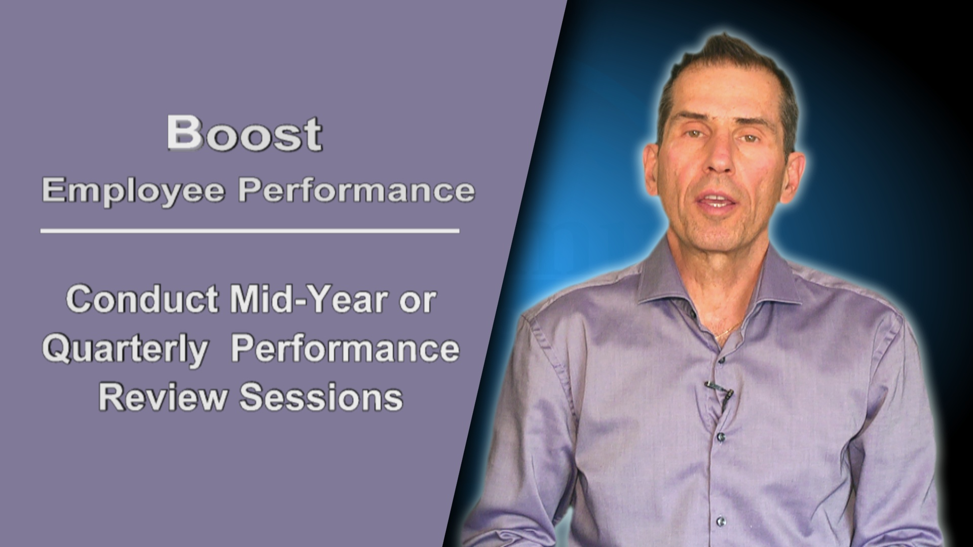 Conducting A Mid Year Or Quarterly Employee Performance