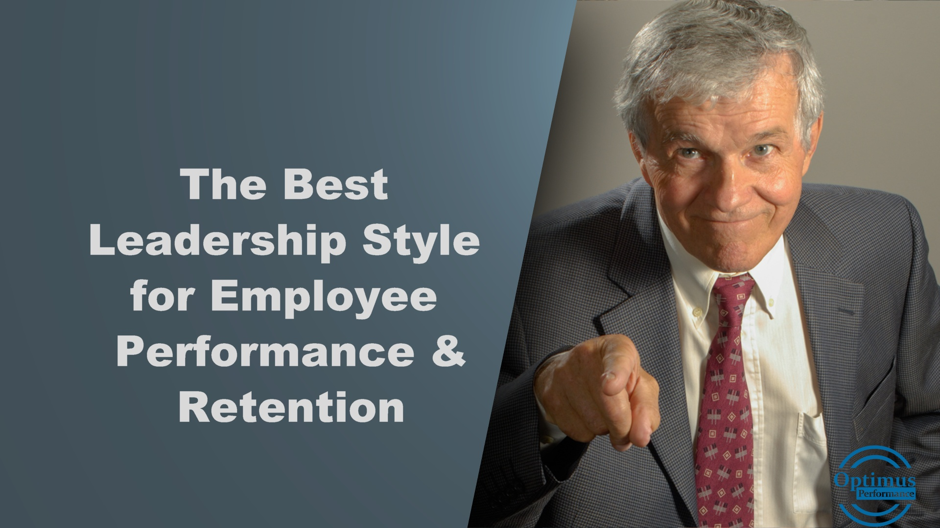 The Best Leadership Style For Improved Employee