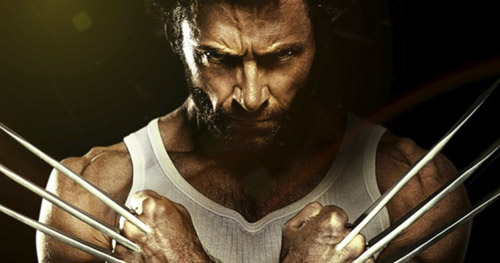 Hugh Jackman as Logan the Wolverine