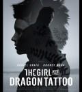 Girl with the Dragon Tattoo Poster, Daniel Craig, Rooney Mara