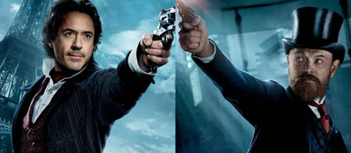 Sherlock Holmes, Professor Moriarty, A Game of Shadows