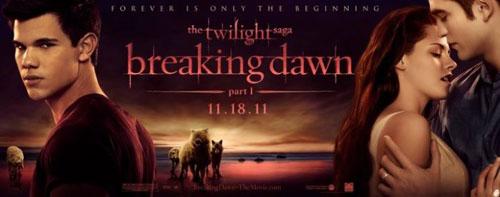 Twilight Saga Breaking Dawn Part 1, Robert Pattinson, Kristen Stewart, Taylor Lautner