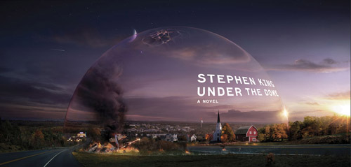 Under The Dome, Stephen King, Steven Spielberg, Showtime