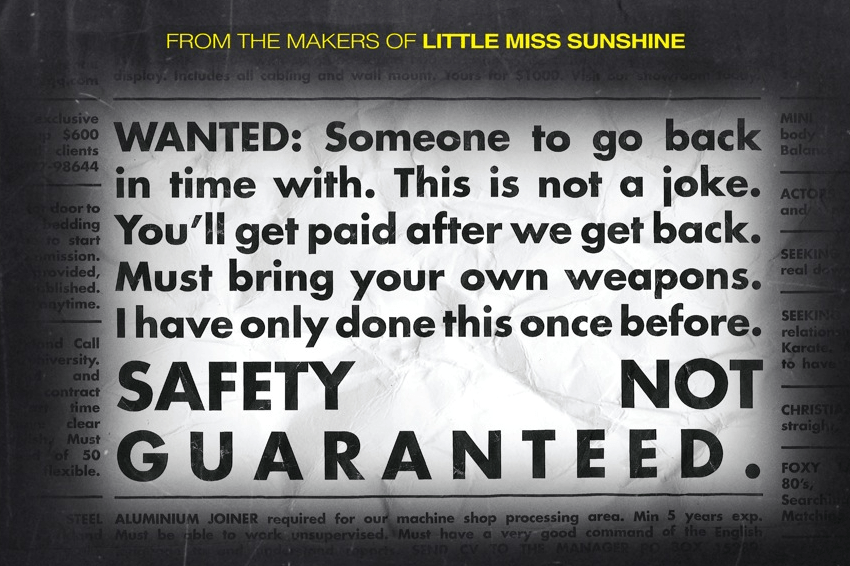 Safety Not Guaranteed - One of the Best Movies On Time Travel You Will Ever See