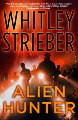alien hunter by whitley strieber