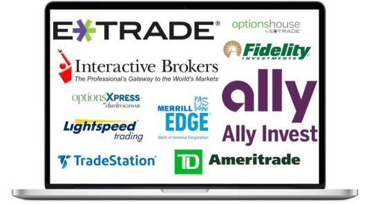 Best Online Stock Brokers | The Options Bro