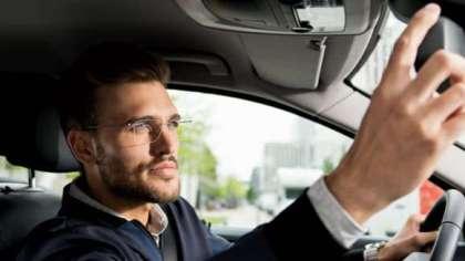 ochelari de condus
