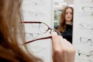 alegere rama lentile ochelari