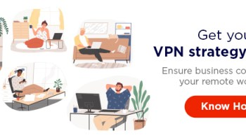 How VPN bandwidth monitoring helps retain remote workforce productivity