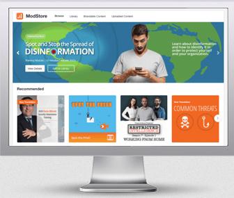 ModStore Preview Portal