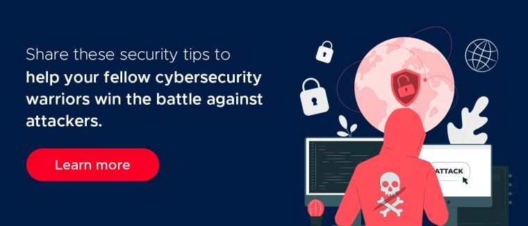 10 essential cybersecurity tips for beginners