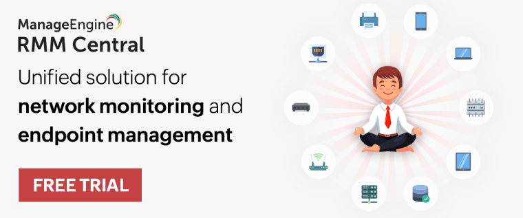 Launching RMM Central: A unified IT solution for managed service providers