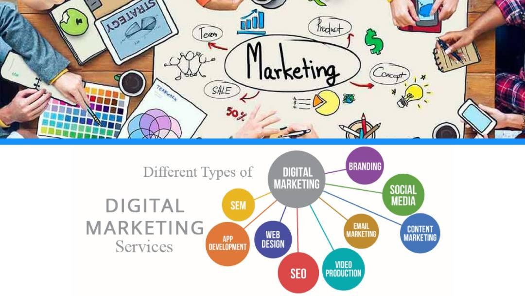 Digital Marketing Kinds