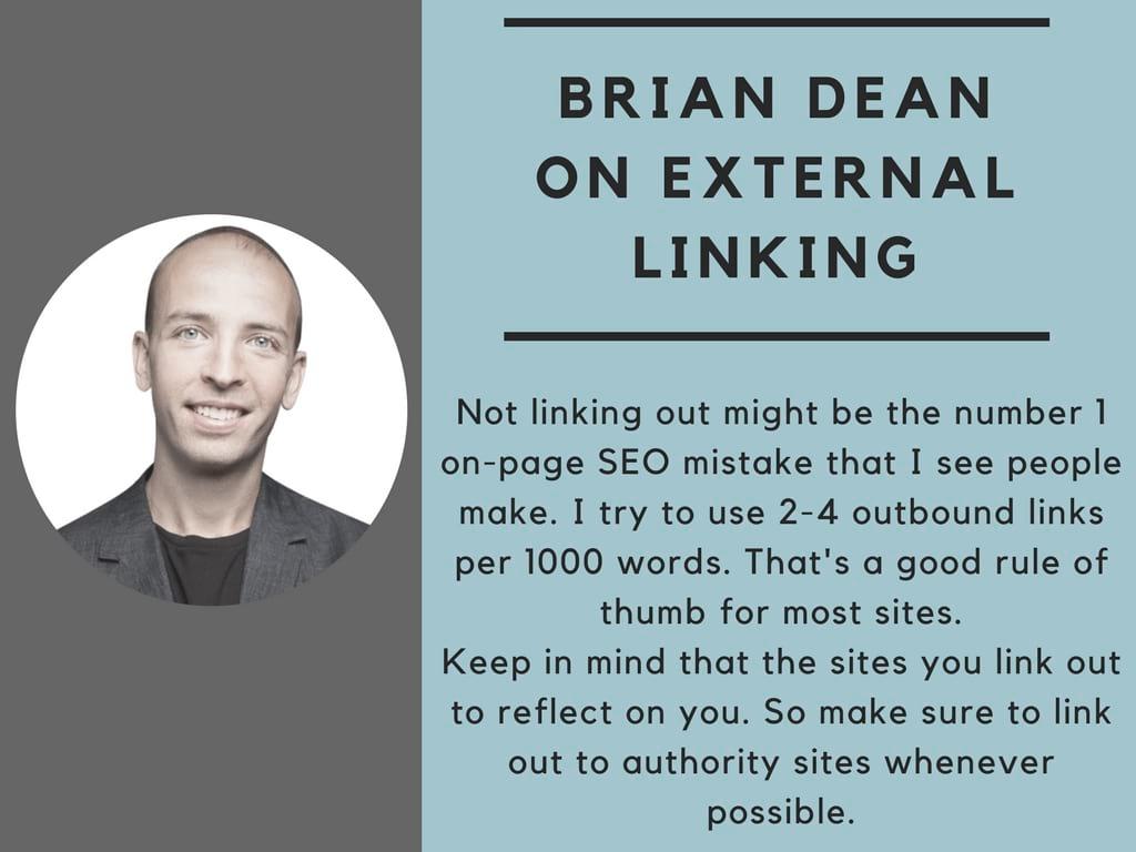 External Linking