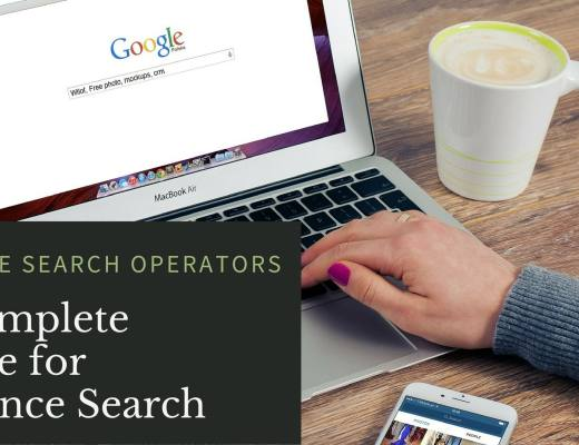 Google Search Operators