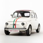 It Doesn T Get More Italian Than This Vintage Fiat 500 F Opumo Magazine