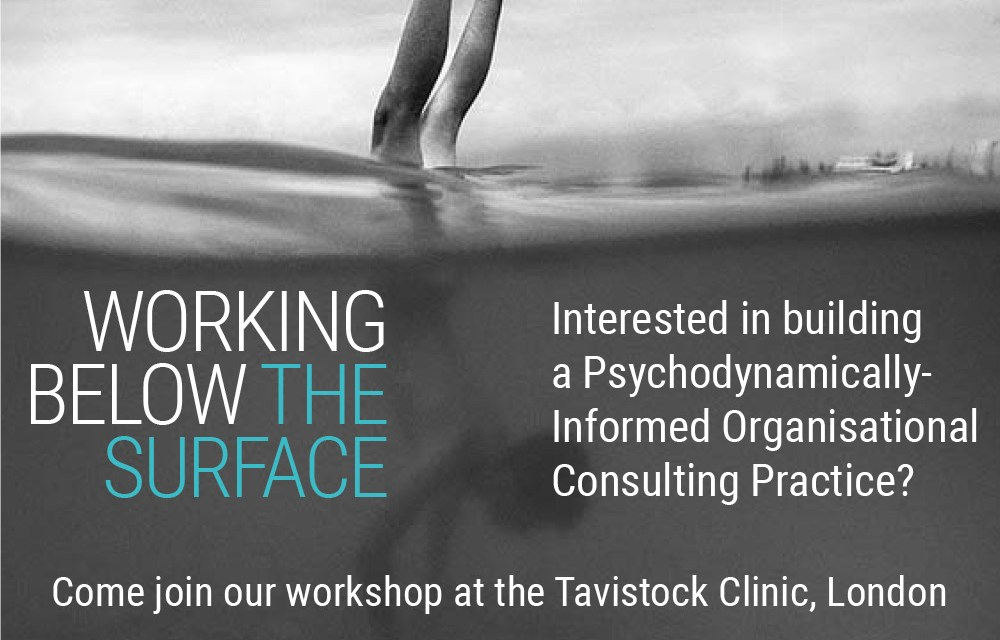 ISPSO Workshop: Working below the surface