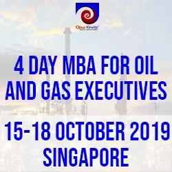4 Day MBA for Oil and Gas and Energy Executives