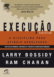 Livro Eleição - Execução