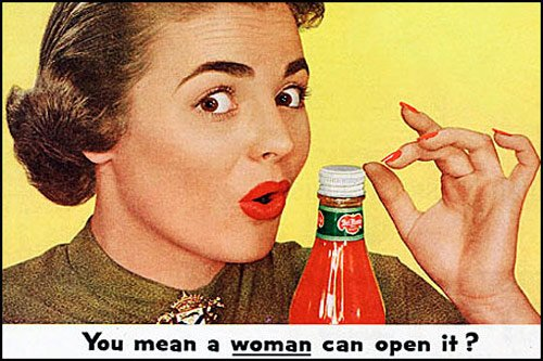seksisme reclame