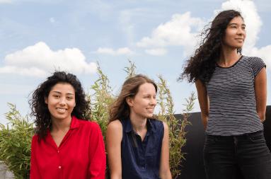 De Kleding Zoekmachine.Deze Drie Jonge Vrouwen Lanceerden Een Zoekmachine Voor Duurzame