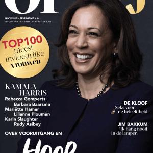 De papieren editie van het OPZIJ Top 100 Meest Invloedrijke Vrouwen 2020- nummer.- Bestel 'm hier