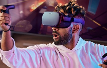 Oculus Quest is Signifcantly Faster Than the Oculus Go