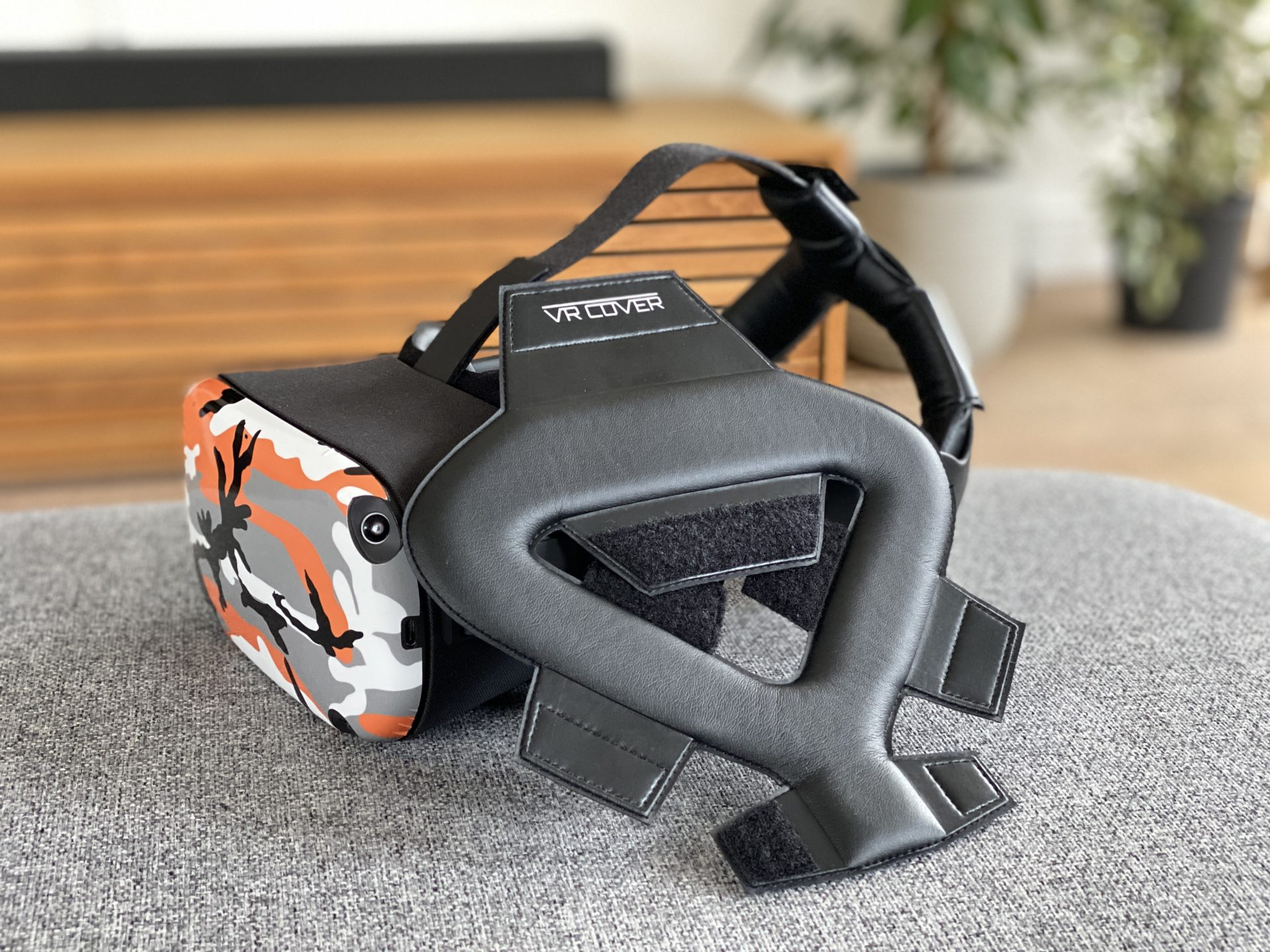 VR Cover Head Strap for Oculus/™ Go Large