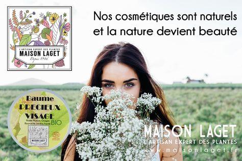 cosmétiques bio naturels écocert agriculture biologique
