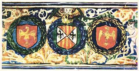 Vespro Siciliano. L'alleanza con l'Aragona - 4