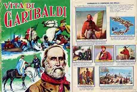 Garibaldi Giuseppe, di professione pirata
