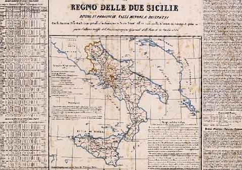 Regno delle Due Sicilie. Una maledizione per i Siciliani