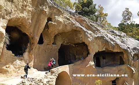 Bizantini in Sicilia. Escursione nel villaggio di Calascibetta