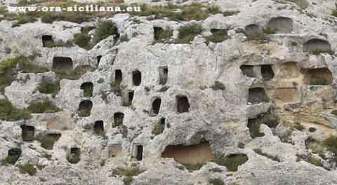 Necropoli Realmese di Calascibetta